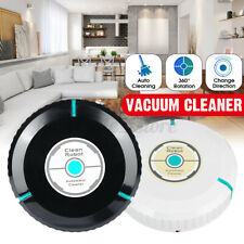 Rechargeable Automatic Smart Robot Cleaner Floor Dust Sweeper Home Office Clean