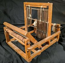 Vintage Antique Wooden Walker Manufacturing Company Counterbalance Loom