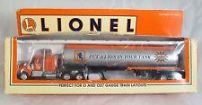 Lionel #6-12991 Linex Gas Tractor & Trailer
