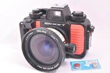 Nikonos V w/15mm f3.5 Lens Nikon  Underwater Film Camera #2062006 SOLD AS IS