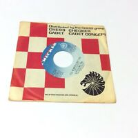 "Little Milton 'Let's Get Together' Checker 7"" Vinyl Single Strong VG/ Nice Copy!"