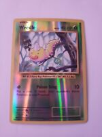 Weedle 5/108  X&Y: Evolutions  Reverse Holo   NM/Mint Pokemon