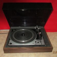 Working Dual 1228 Stereo Audio Turntable for PARTS or REPAIR see specifics