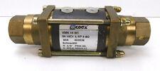 "COAX Ventil VMK 10 | G 3/8"" | 54 10C1 3/8P 4-80 | 0-80 bar | Schneidöl"