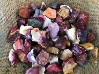 2000 Carat Lots of Mookaite Jasper Rough + a FREE Faceted Gemstone