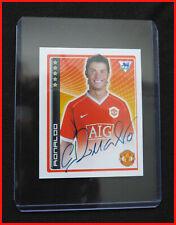 FAPL Cristiano Ronaldo Man Utd  Merlin Premier League 06 / 07 Sticker MINTY