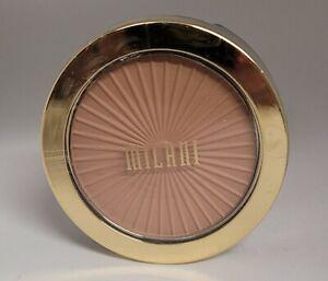 Milani Silky Matte Bronzing Powder, Sun Light # 01 Factory Sealed, Free Shipping