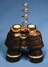 CORK SCREW Binoculars ~ Bird Watcher Themed