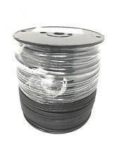 750' SPOOL BLACK TRACER WIRE # 16-AWG TRACER 13LU E488659 600V USA