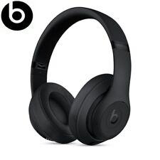 Beats Studio3 Wireless Over-Ear Kopfhörer Noise-Cancelling, Matt Schwarz