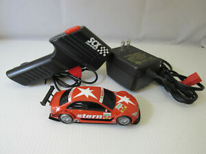 SCX GT Touring Compact 1/43 Slot Car Benz W/Controller and Power Supply + bonus