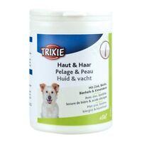 Trixie Bierhefe-Tabletten für Hunde, Haut & Haar, 3 x 220 g Sparpaket