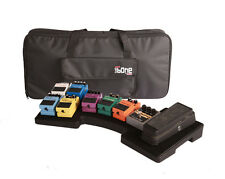 Gator Cases G-MEGA-BONE PE Guitar Effects Pedal Board & Carry Case