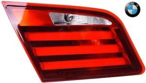 BMW F10 5 Series 528i 535i 550i M5 Left Inner Trunk Tail Light Oem New 11-13