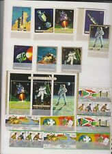 Burundi  mnh sets and souvenir sheets space scouts etc two scans