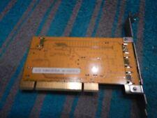 SiiG FireWire 3-Port PCI Adapter Card 2 External 1 INTERNAL 1394 Port NN-400073G