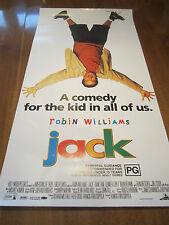 Jack - (Robin Williams) - 1996 - Orig Australian Daybill Poster