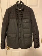 Men's Moncler Bource Giacca Lightweight Jacket Size 3 (Large) New Authentic