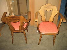 Stuhl Armlehne Polster stabil Restaurantstuhl Fa Spahn sehr gute Gastro Qualität