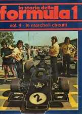La Storia della Formula 1 vol 4 Le marche - I circuiti