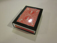Vanishing Deck Disappearing Cards & Box Magic Trick Close-Up, Street Illusion