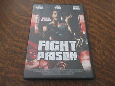 dvd fight prison avec ted prior, carter wong, christine lunde