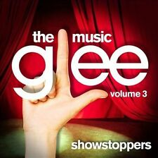 Glee: The Music, Volume 3 Showstoppers Glee Cast Audio CD