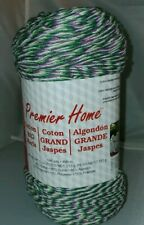 SKEIN/BALL OF PREMIER HOME COTTON YARN - VINEYARD