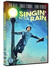 SINGIN IN THE RAIN - GENE KELLY - NEW / SEALED DVD - UK STOCK