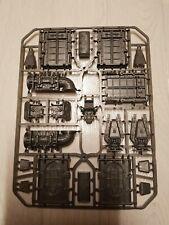 Sector Mechanicus/ Shadowwar Armageddon terrain Bulk heads. Stasischambers pipes
