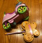 HASBRO: 2007 Pink Remote Control Car Toy, Used but Works Great!