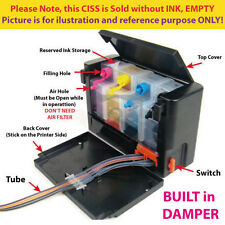 Empty DIY Continue Ink System CIS CISS for Canon Pixma MX360 MX410 MX420 MP252