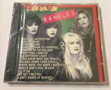 Bangles CD Nuovo 1988 The Best Of Greatest Hits Retro Custodia nn Perfetta