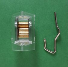 "1 QTY: Clear Cord Lock for 1"" (25mm) Horizontal Venetian Mini Blinds"