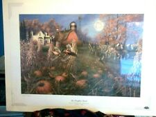 The Pumpkin Patch by James Meger signed,numbered Pheasants Forever Print