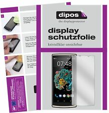 2x Oukitel K7 Screen Protector Protection Crystal Clear dipos