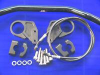 LSL Superbike Lenker-Kit Triumph TT600 (806AD) | 00-03 | schwarz