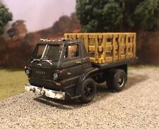 1966 Dodge L600 Stake Farm Truck Rusty Weathered Barn Find Custom 1/64 Diecast