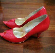 Scarpe col tacco da donna rosso taglia 38 | Acquisti Online