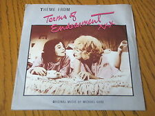 """THEME FROM TERMS OF ENDEARMENT     7"""" VINYL PS"""