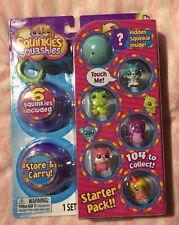 New Beautiful Squinkies Squashies Starter Pack (Box #2)