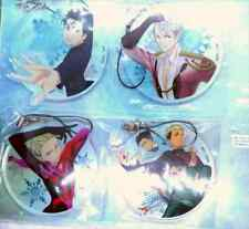 Yuri on Ice GO YURI GO SET animate limited acrylic key chain Yuuri Victor Yurio