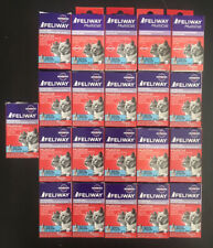 New listing Feliway Multicat & Classic diffusers 30 Day Plug-in Refills 48mL each Lot of 21