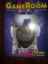 GameRoom Magazine - Nov 2009 Vol.21 No.11  Free Shipping!