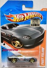HOT WHEELS 2011 TRACK STARS FAST FELION #9/15 FACTORY SEALED