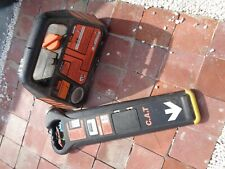 CAT & GENNY CABLE AVOIDANCE TOOL RADIODETECTION C.A.T