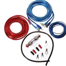 Kit Be1500w 8ga auto audio subwoofer amplificatore amp cablaggio fusibile titola