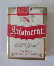 Sealed Uncut The Reserve Casino Henderson (S Las Vegas) Playing Cards