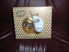 DKNY GOLDEN DELICIOUS GIFT SET 1 OZ. SPRAY & 3.4 OZ. LOTION NEW RETAIL $45.00