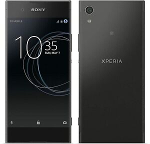Sony Xperia XA1 Ultra G3223 32GB Black Excellent Condition Box w/Acc.